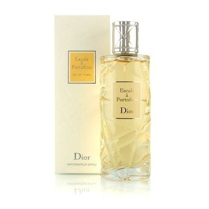 Christian Dior Escale A Portofino Eau De Toilette Spray for Women, 2.5 Ounce