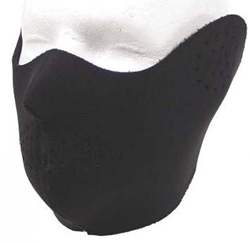Protección de la cara-máscara, máscara de neopreno para deportes de invierno