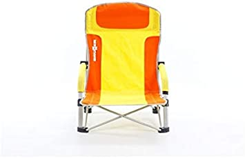 Brunner Cuba Silla de Playa Giallo//Arancione