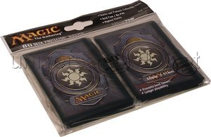Ultra Pro The Magic the Gathering (MTG) Mana Deck Protectors - WHITE (80 Sleeves) ()