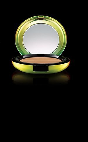 MAC Wash & Dry Studio Sculpt Defining Bronzing Powder GOLDEN ()