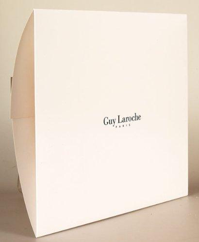 Guy Laroche - Etole mousseline soie noir