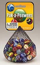 Marbles: Pak-a-Peewees - Playing Marbles