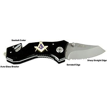 Amazon.com: 4031754 Billiken emblema cortador de cuchillo ...