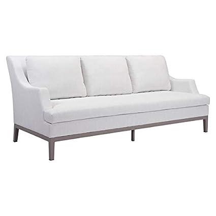 Excellent Amazon Com Zuo 100787 Ojai Sofa Kitchen Dining Dailytribune Chair Design For Home Dailytribuneorg