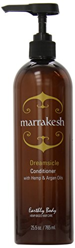 - Marrakesh Dreamsicle Conditioner with Hemp and Argan Oils, 25.5 Ounce