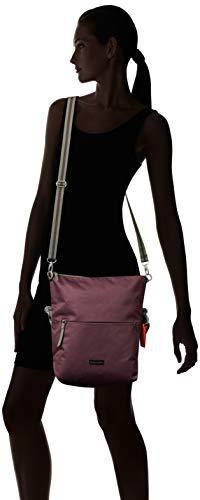 Flint Dahlia Hide Sherpani Vale RFID Crossbody Bag RwwqApYSP
