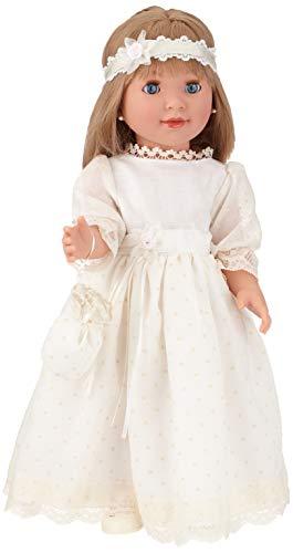 Ladybird Fairy - Carolina Communion Mole Beig Doll, Nude (Commercial Toys Maripe Sl 1)