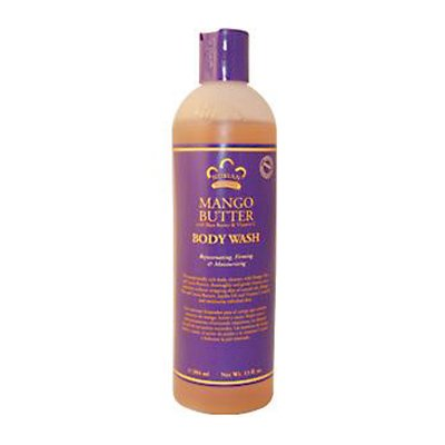 Nubian Heritage Body Wash Mango Butter -- 13 fl oz (Nubian Co Wash compare prices)