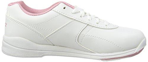 5 Blue pink 4 Damen weiß Weiß 6 White blue Baby Dexter Bowlingschuhe UK Raquel III white US qawxW7AzHq