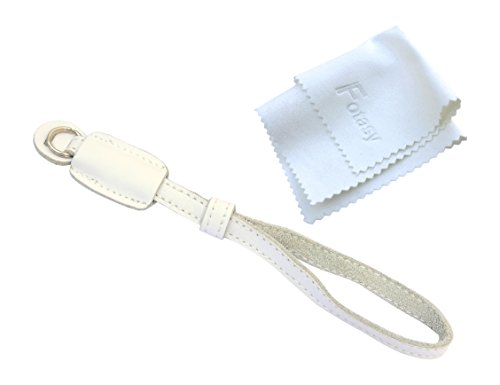 Fotasy WSG Genuine Leather Hand Wrist Strap for Mirrorles...