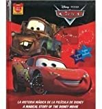 Cars (Disney Storybooks) (Spanish and English Edition)