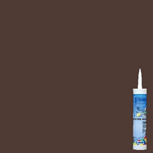 Mapei Keracaulk U Unsanded Caulk (Mahogany) - 10.5-oz by KERACAULK U