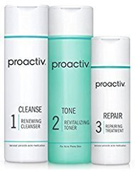 - Proactiv 3 Step Acne Treatment System (60 Day)