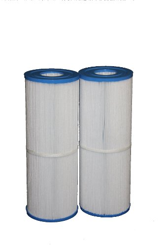 FIT: Pool/spa (2) Pack C4950 UNICEL C-4950 PLEATCO PRB50-IN FC-2390