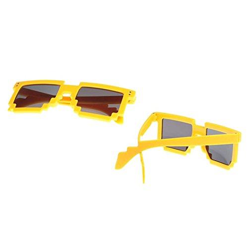 Amazon.com: anteojos de sol – TOOGOO (R) Retro Novedad ...