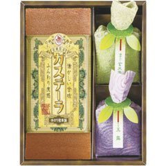 Nagasaki recipe Kasutera green tea assortment 215169-01 by Yukari ya Honpo