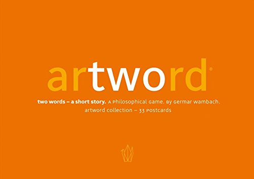 Artword - Collection. Two words - a short story. A philosophical game.