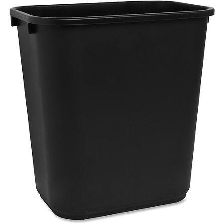 Sparco Rectangular Wastebasket