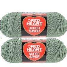 Bulk Buy :レッドハートスーパーセーバー( 2 - Pack ) グリーン E300-3945  Light Sage B01ND1CBRP