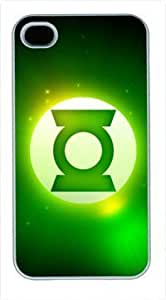 Green Lantern iPhone 6 4.7 Case, Customized PC White Case for iPhone 6 4.7