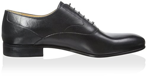Valentino Heren Leren Oxford Nero