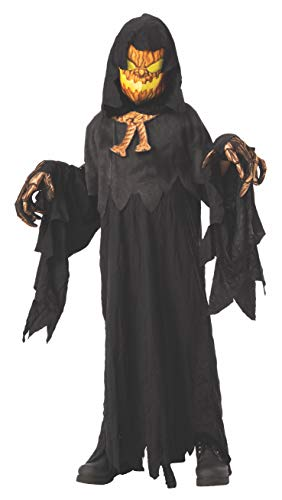 Rubie's Opus Collection Child's Possessed Pumpkinhead Costume, Large ()