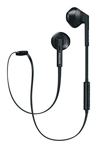 Philips Big Sound Bluetooth Headphone Black (SHB5250BK/27)