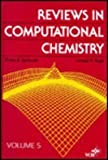 Reviews in Computational Chemistry, Kenny B. Lipkowitz, 1560816589