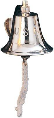U.S.N. Brass Bell w/ Bracket