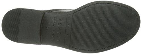 ESPRIT Cezanne Bootie Damen Kurzschaft Stiefel Schwarz (001 Black)