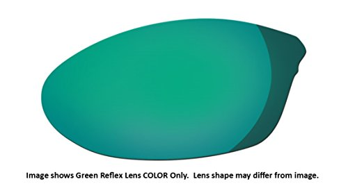 (Native Eyewear Hardtop Ultra Lens Kit, Polarized Green Reflex)