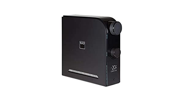 Amazon.com: NAD D 3045 Amplificador digital híbrido DAC ...