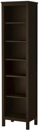 Ikea Bookcase, black-brown 426.141720.1418