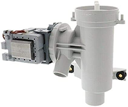Amazon Com Global Products Washer Drain Pump Motor Assembly With Ge Dp040 018 Home Improvement