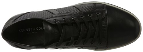 Kenneth Cole Herren Brand Wagon II Low-Top Schwarz (Black 001)