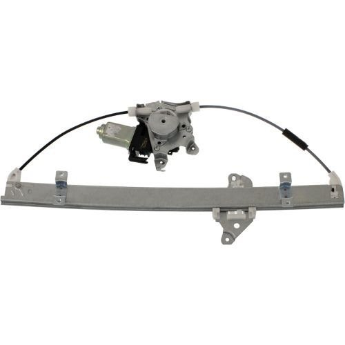 Go-Parts » 2005-2010 Nissan Xterra Power Window Motor And Regulator Assembly - Front Left (Driver) Side Replacement 80721-EA000 NI1350129