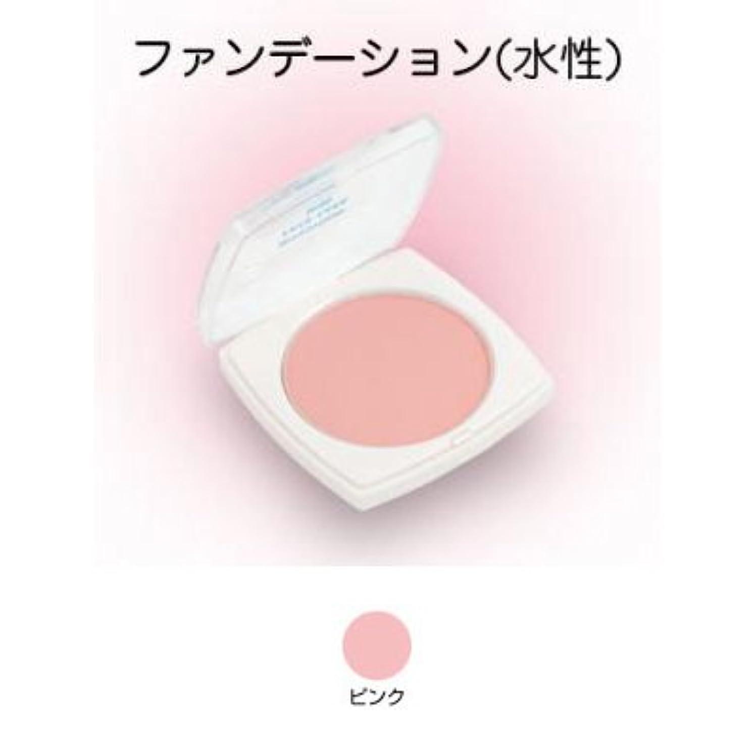 モニター積分コースフェースケーキ ミニ 17g ピンク 【三善】