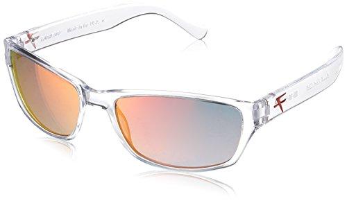 73de4465398 Fatheadz Eyewear Men s Shue V2.0 Polarized Rectangular Sunglasses