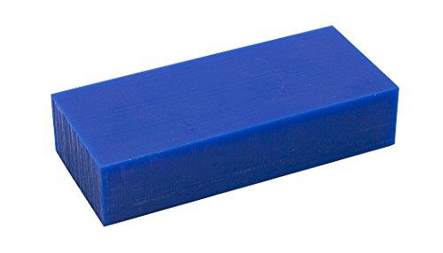 Blue Wax Block - 3-5/8