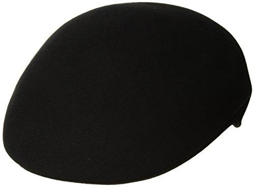 (Pendleton Men's Cuffley Hat, Black, LG)