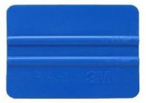 Decals 4 Vehicles Single Blue Hand Applicator Squeegee - Single Unit