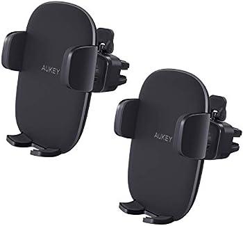 2-Pack Aukey Car Phone Air Vent Mount