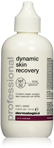 Dermalogica Dynamic Skin Recovery SPF 50 Moisturizer and Sun Shield Cream, 4 Fluid Ounce by Dermalogica