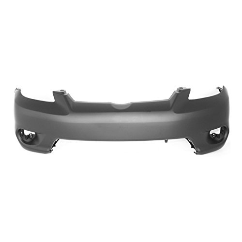 MBI AUTO - Painted to Match, Front Bumper Cover Fascia for 2005-2008 Toyota Matrix 05-08, TO1000294