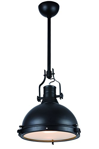 Domed Metal Pendant Light Shade in US - 7