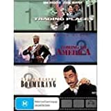 EDDIE MURPHY 3 MOVIE BOX SET (TRADING PLACES / COMING TO AMERICA / BOOMERANG) [PAL/REGION 4 DVD. Import-Australia]