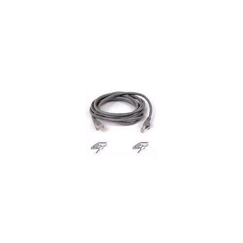 A3L791-03-GRN-S BELKIN cat5e 3ft green patch cord w/snagless boot ()