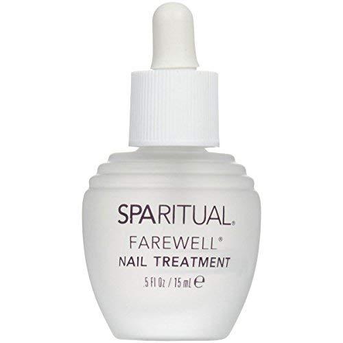 SpaRitual Farewell Nail Treatment .5 Ounce (Formerly Farewell Fungus Nail Treatment) by SpaRitual