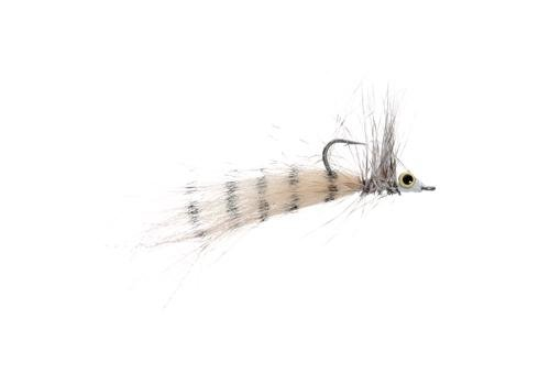 Umpqua Bonefish Permit Fly Fur Shrimp Fly - 3 - Bonefish Flies